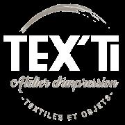 Tex'ti imprime votre logo d'entreprise sur n'importe quel support